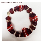 Ide de Gala for Oya Yansa Czech Glass Beads