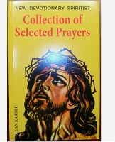 Collection of Selected Prayers (English-text) Book