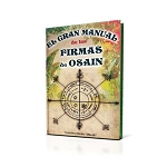 El Gran Manual de las Firmas de Osain (Spanish book) NEW