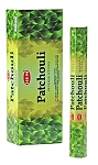 Patchouli Incense Sticks - box of 12