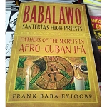 Book: Babalawo Santeria's High Priest (English Only)