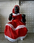 Negra Francisca-Egun Doll Resin 12