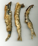 Pescado Ahumado/Smoked Fish 3 Pieces