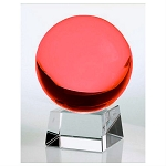 Bola de Crystal Roja/Red Crystal Ball Medium 3.1