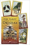 The Tarot of The Orishas Cards & Book