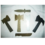 Shango Tools Set in Metal/Herramientas Chango de Metal