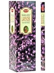 Lavender/Lavanda Incense Sticks - box of 12
