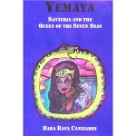 Yemaya Queen of the Seven Seas Book in English